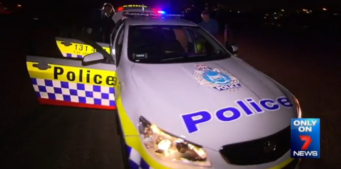 Exclusive first look at Perth's new fleet of police cars